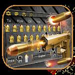 Gun Shooting Keyboard Theme Icon