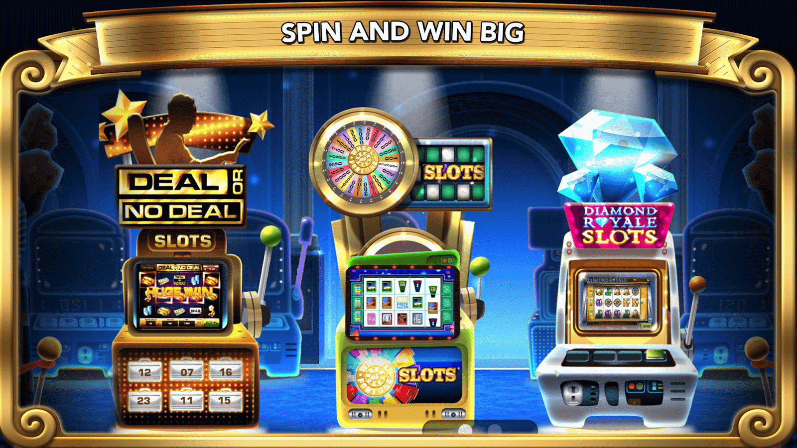 GSN Grand Casino - FREE Slots Screenshot 9