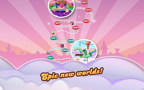 Candy Crush Saga apk screenshot