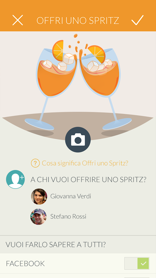 Aperol Spritz Lovers Screenshot 2