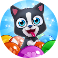 Game Pet Paradise - Bubble Shooter apk for kindle fire