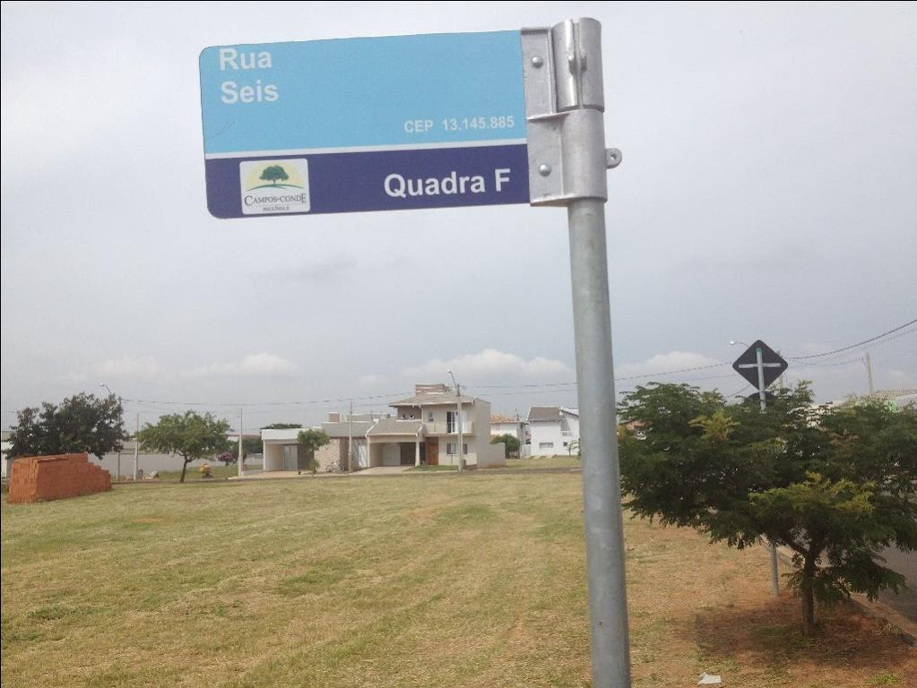 Terreno  Condomínio Campos Do Conde Ii  Paulínia