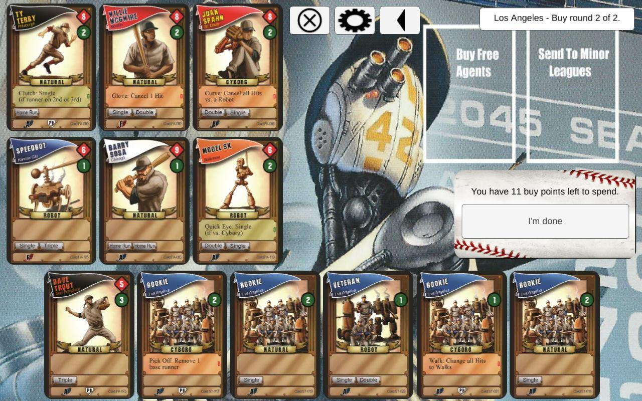 Baseball Highlights 2045 Screenshot 8