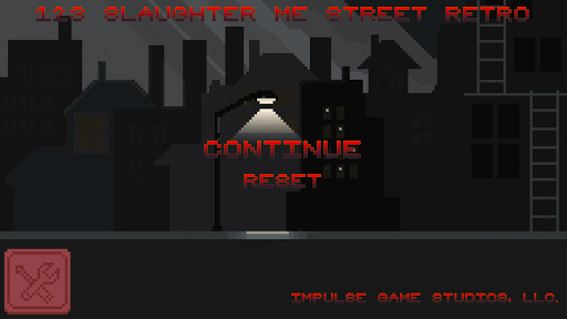 123 Slaughter Me Street Retro - screenshot