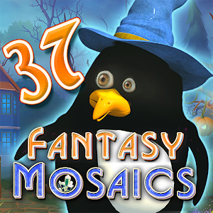 Fantasy Mosaics 37: Spooky Night For PC / Windows 7/8/10 / Mac – Free Download