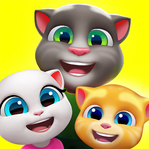 My Talking Tom Friends for pc