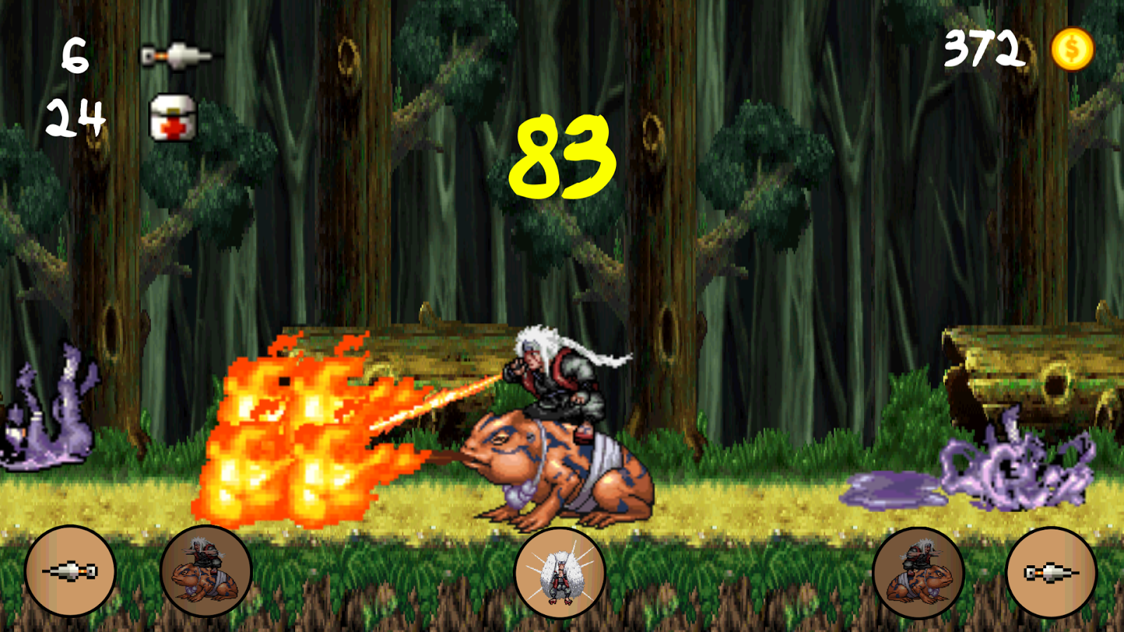 Battle of Ninja Screenshot 4