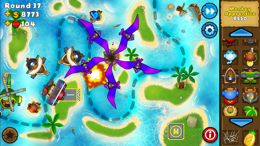 Bloons TD 5 screenshot 7