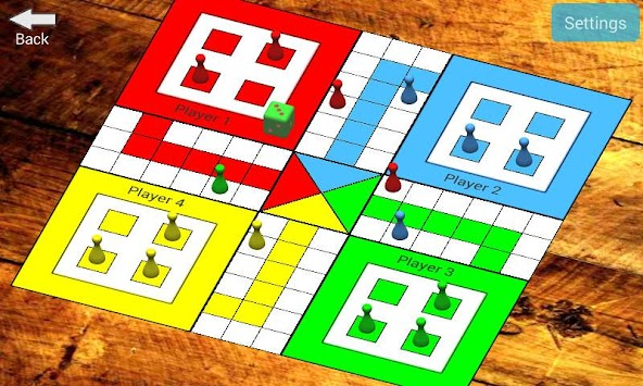 Ludo Pachisi APK screenshot thumbnail 2