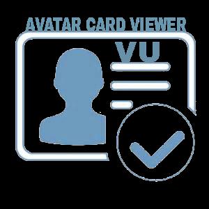 VU Avatar Card Viewer For PC / Windows 7/8/10 / Mac – Free Download