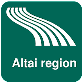 Altai Region Map Offline APK Icon
