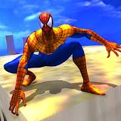 Super Hero Survival Flying Spider APK for Bluestacks