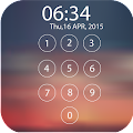 Lock screen password APK for Bluestacks