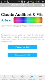 Audibert Artisan - screenshot