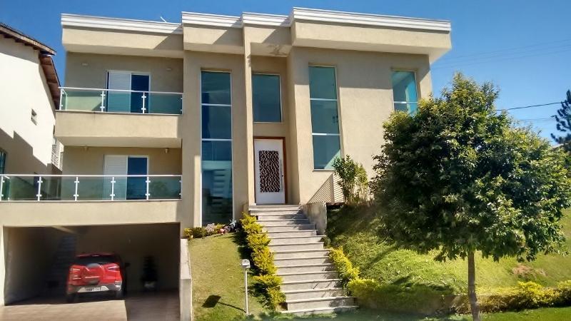 Casa 5 Dorm, New Ville, Santana de Parnaiba (CA0912)