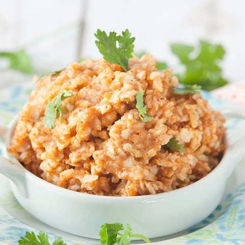 Healthy Spanish Brown Rice