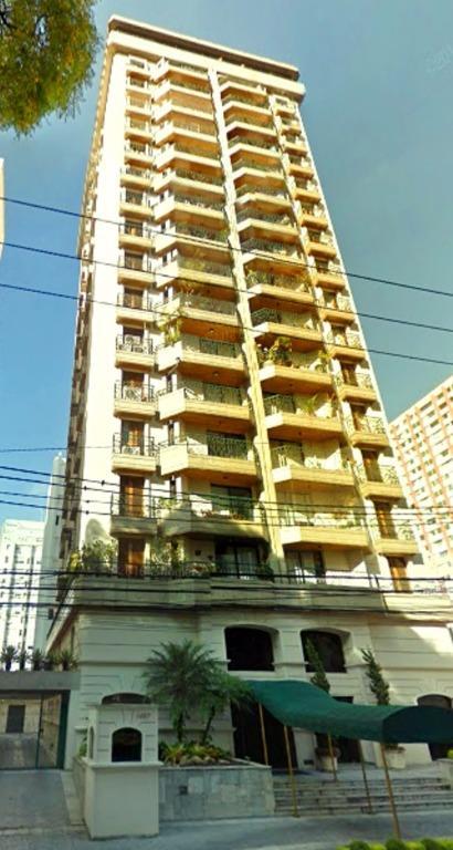 Apartamento Flat Residencial Mobiliado para Locação, Jardins, São Paulo - FL0012.