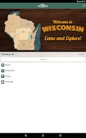 Screenshot of Travel Wisconsin