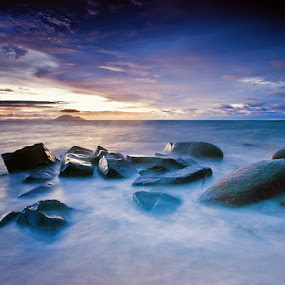 by Kosmas Fikie Aryadi - Landscapes Waterscapes
