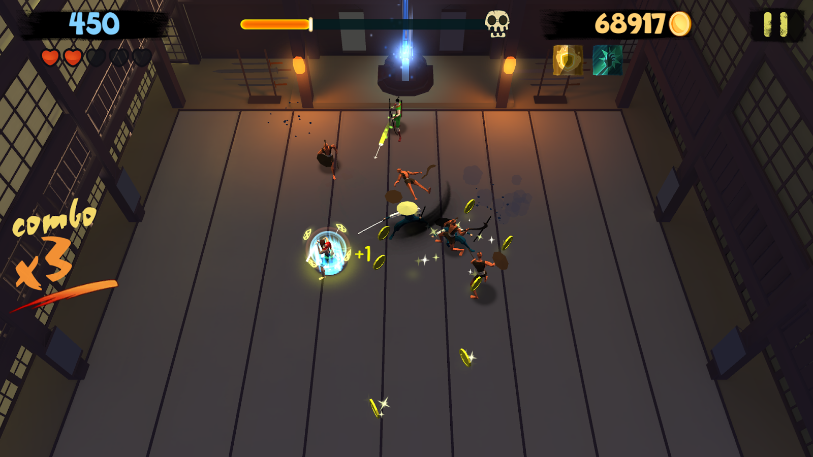 Sword of Justice: hack & slash Screenshot 4