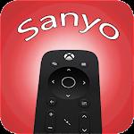remote control for sanyo Icon