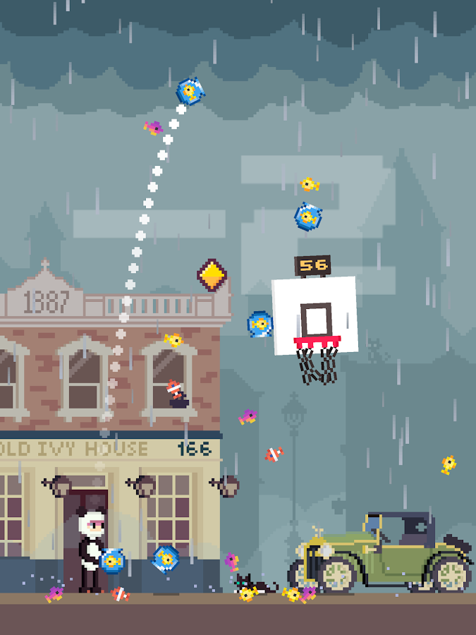 Ball King - Arcade Basketball Screenshot 8