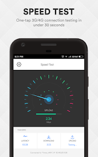 App Smart Data Usage Monitor & Speed Test - smartapp APK for Windows Phone