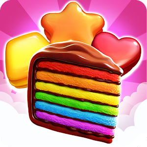 Cookie Jam - Match 3 Games & Free Puzzle Game New App on Andriod - Use on PC