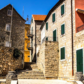 Croatian Village by Kyle Schmucker - Buildings & Architecture Architectural Detail