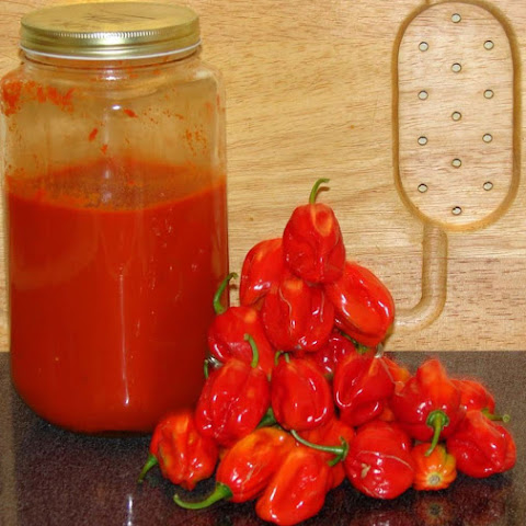 How to Make Habanero Pepper Mash