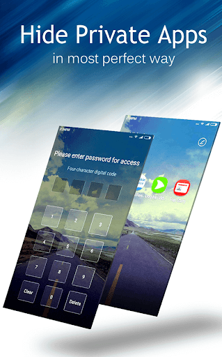 C Launcher: Themes, Wallpapers, DIY, Smart, Clean screenshot 10