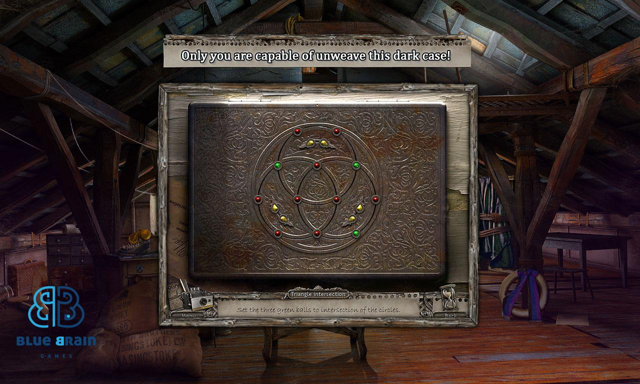 Mysteries of the Past Screenshot 2