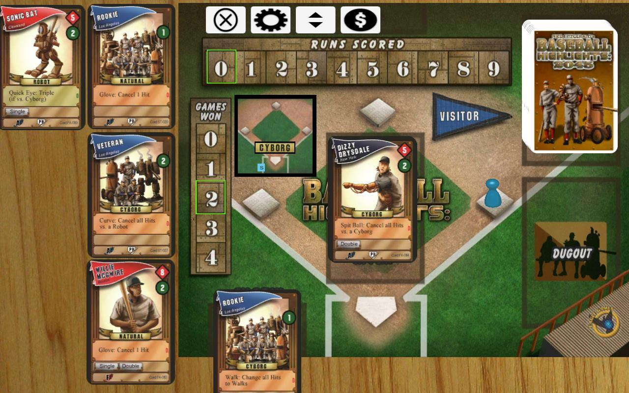 Baseball Highlights 2045 Screenshot 9