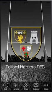 Telford Hornets RFC - screenshot