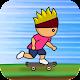 Tony ride skateboard