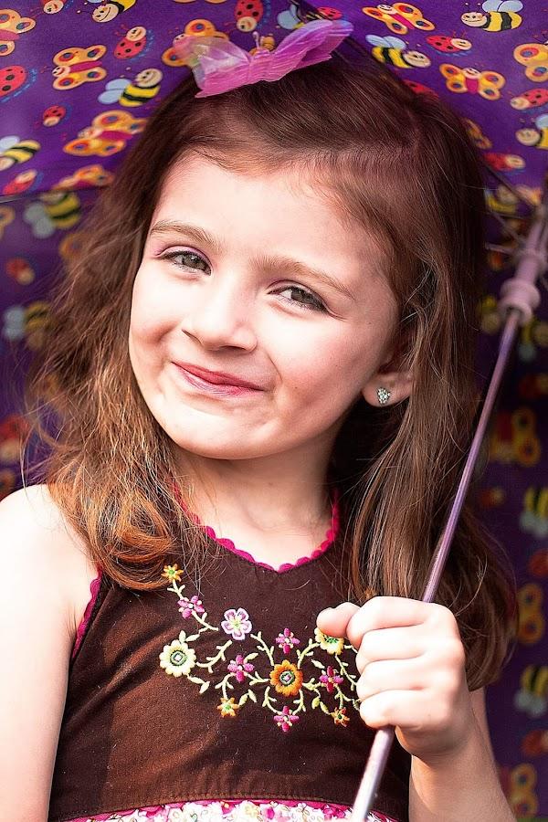Isabella Esme' by Nancy Senchak - Babies & Children Child Portraits
