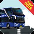 Bus Maung Bandung Simulator 2018