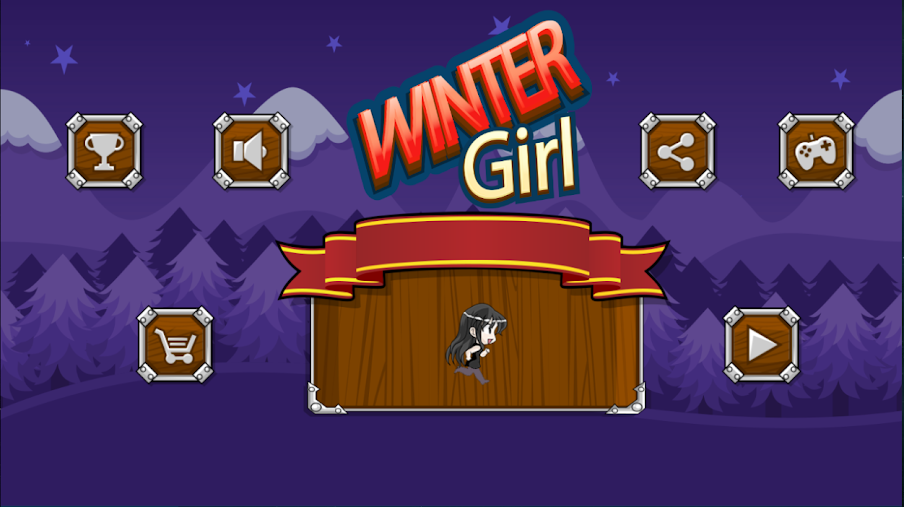 The Run - Girl Running APK
