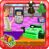 Game Tailor Shop Cash Register APK for Kindle