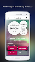 Screenshot of Bank Millennium