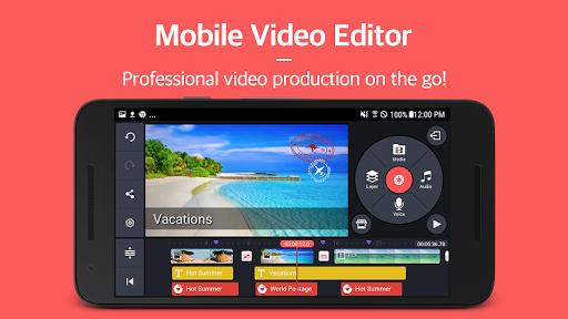 KineMaster – Pro Video Editor screenshot 8