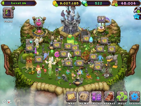 My Singing Monsters APK screenshot thumbnail 13