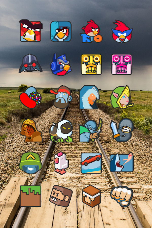 PokoGo Icon Pack Screenshot 14