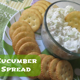 Cucumber Spread