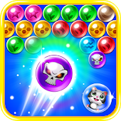 Download Kitty Pop: Bubble Shooter APK to PC