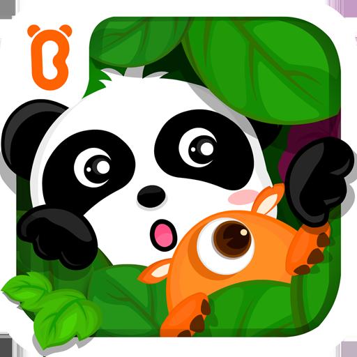 Baby Panda Hide and Seek (game)