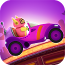 Cute Robot Car Racing icon
