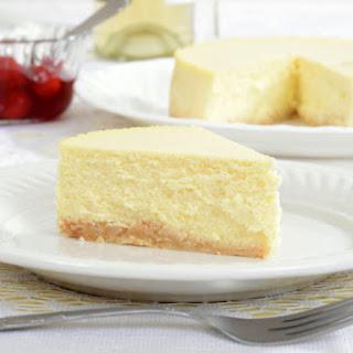 Baked Cheesecake Jewish Recipes