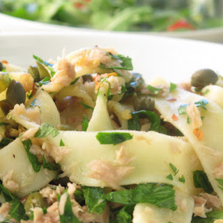 Tuna Pasta Parsley Recipes