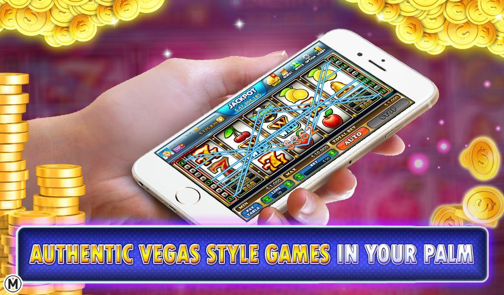Full House Casino- Lucky Slots Screenshot 4
